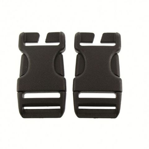 Highlander 25mm Quick release buckle 2 in pack